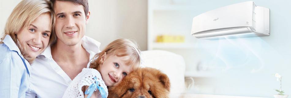 Кондиционер и ребёнок