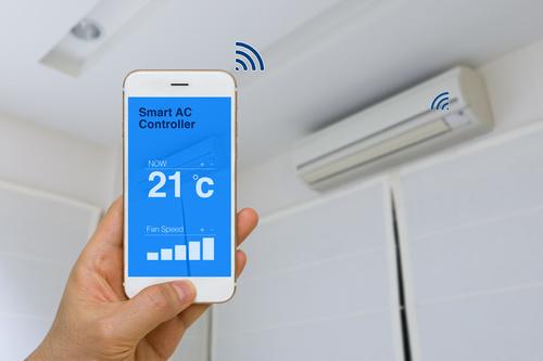 Wi-Fi управление кондиционером